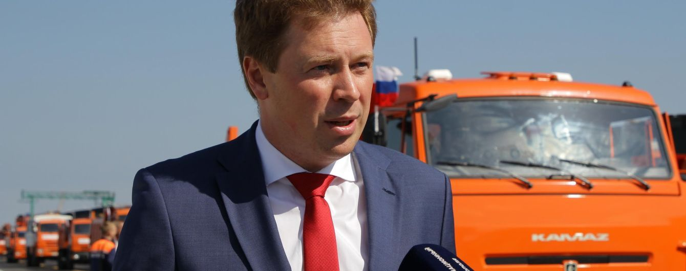 Путин уволил губернатора аннексированного Севастополя