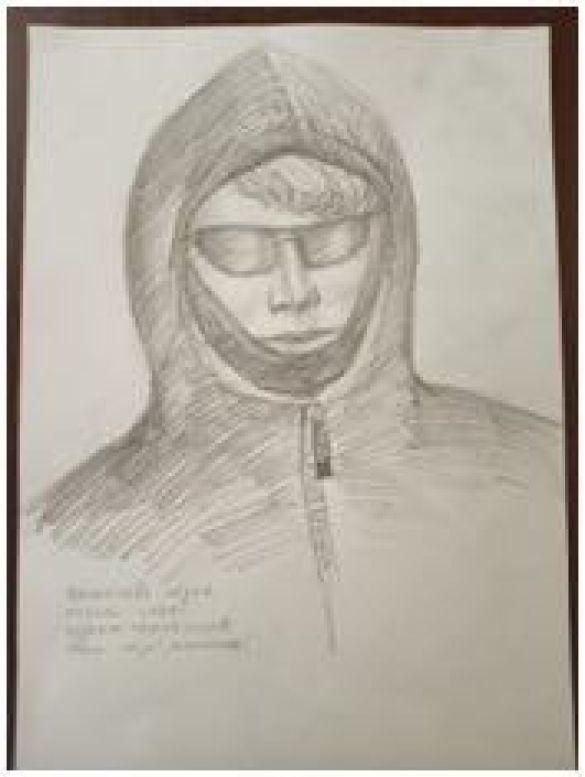 Підозрюваний 1 в нападі на офіцера в Ужгороді