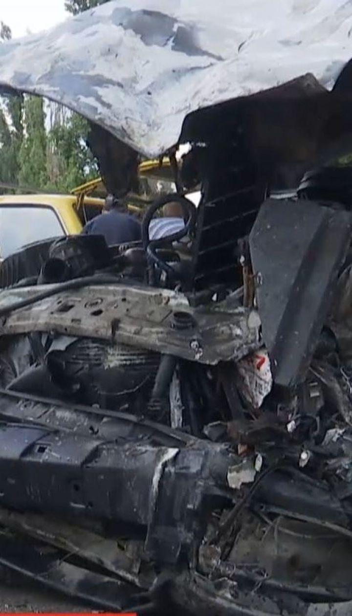 В ДТП погиб 10-летний мальчик, которого отец посадил за руль