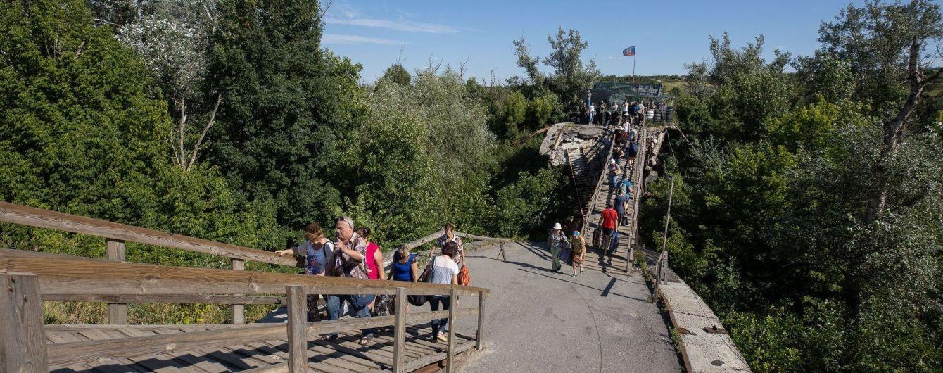 Германия предоставляет дополнительные 760 тысяч евро для помощи пострадавшим на Донбассе