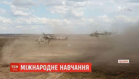 Sea Breeze: украинские и американские военные провели учебное наступление с привлечением артиллерии