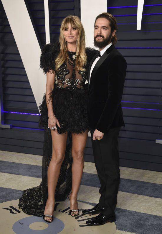 46-річна Гайді Клум таємно вийшла заміж за 29-річного музиканта - ЗМІ