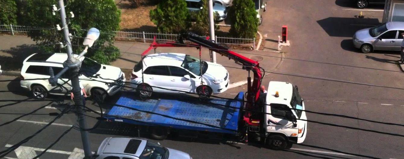 Кличко рассказал, где в Киеве парковать авто, чтобы избежать эвакуации