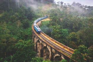 Определены топ-10 железнодорожных маршрутов мира