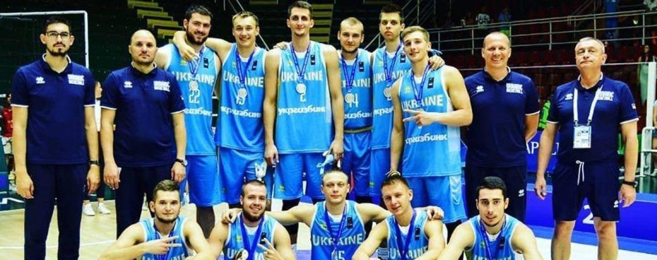 """Баскетбольна збірна України взяла """"срібло"""" Універсіади, повторивши досягнення 14-річної давнини"""