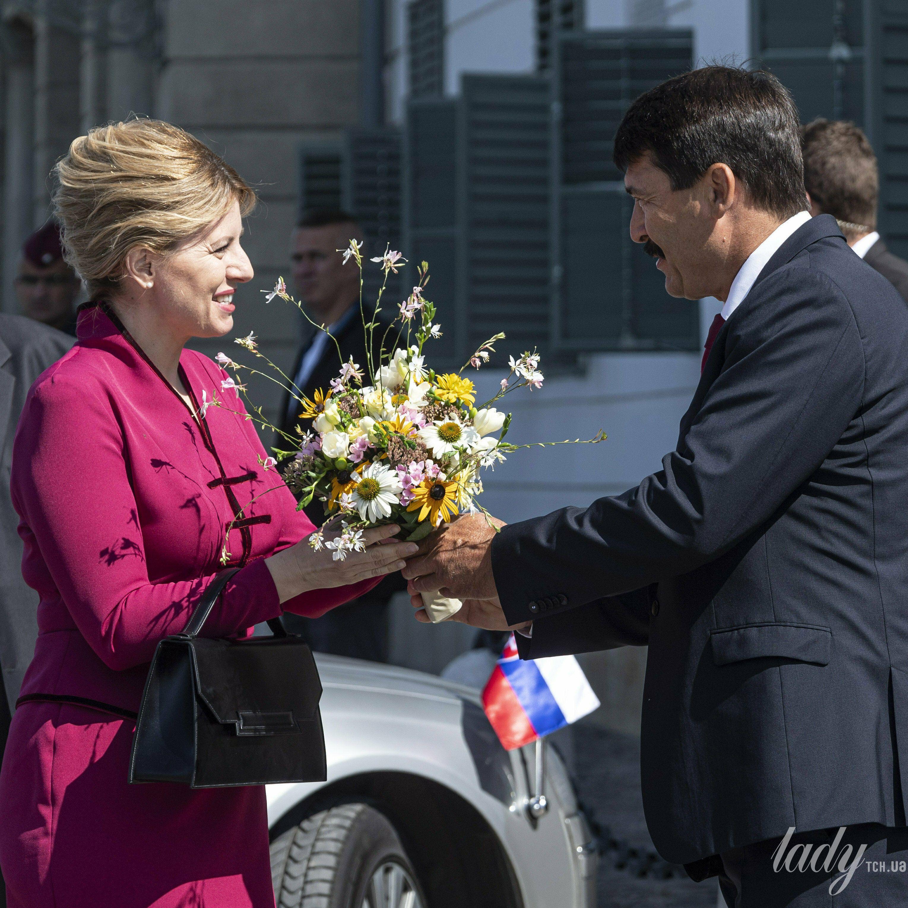 Президент Словакии Зузана Чапутова_2