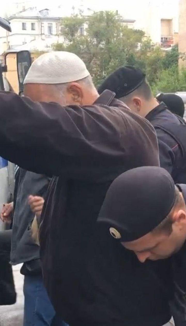 Україна закликала міжнародну спільноту посилити санкції проти Росії через затримання кримських татар