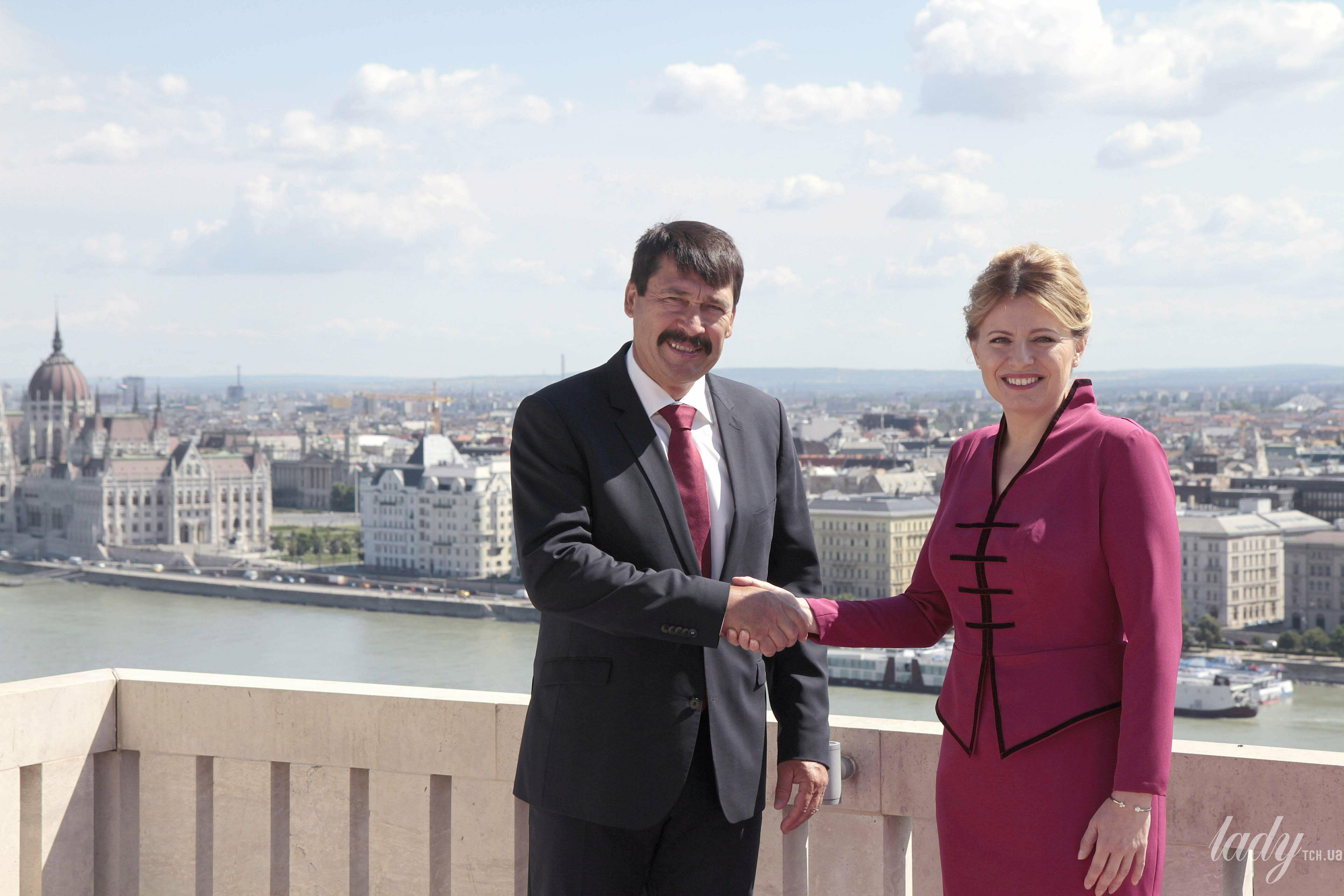 Президент Словакии Зузана Чапутова_3