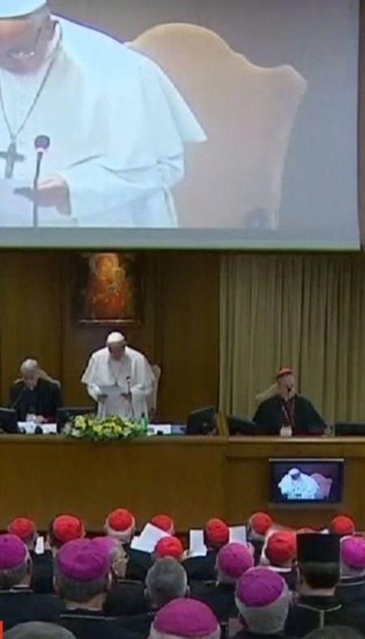 Папа Римский создал в Италии Апостольский экзархат для верующих УГКЦ