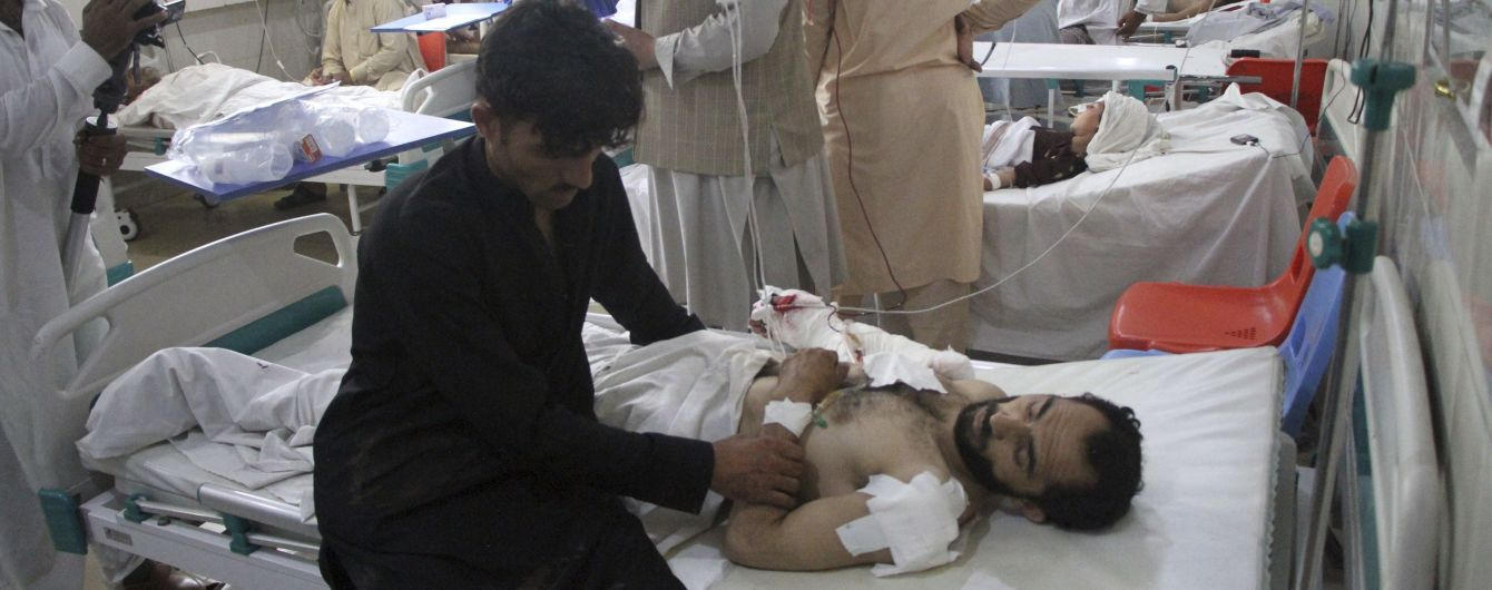 13-річний терорист-смертник влаштував вибух на весіллі в Кабулі