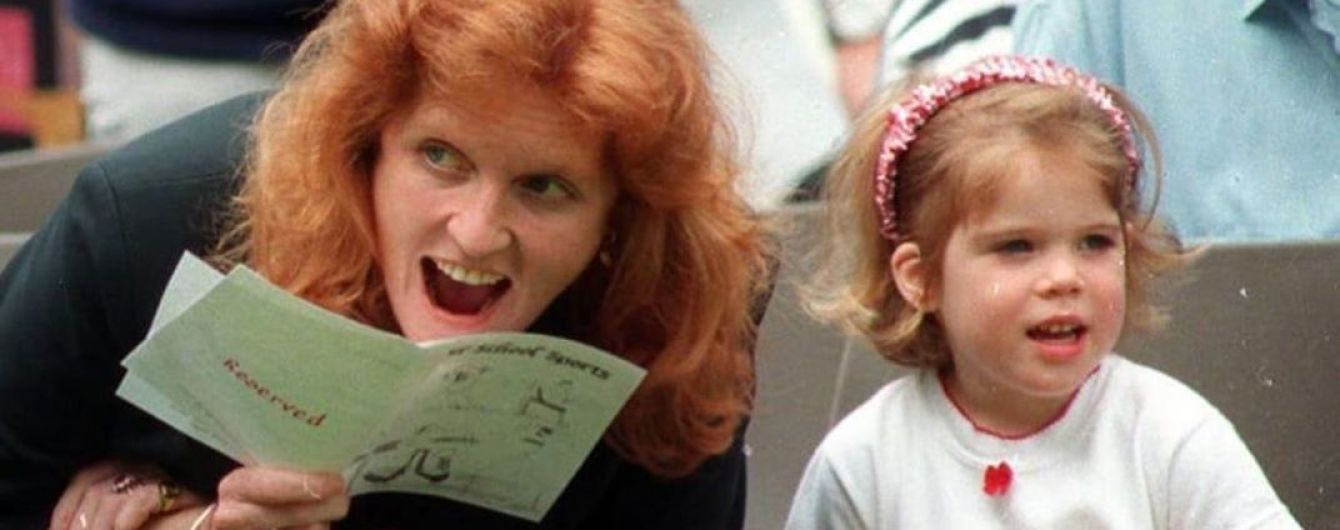 Як це мило: принцеса Євгенія поділилася дитячими знімками з Вімблдонського турніру
