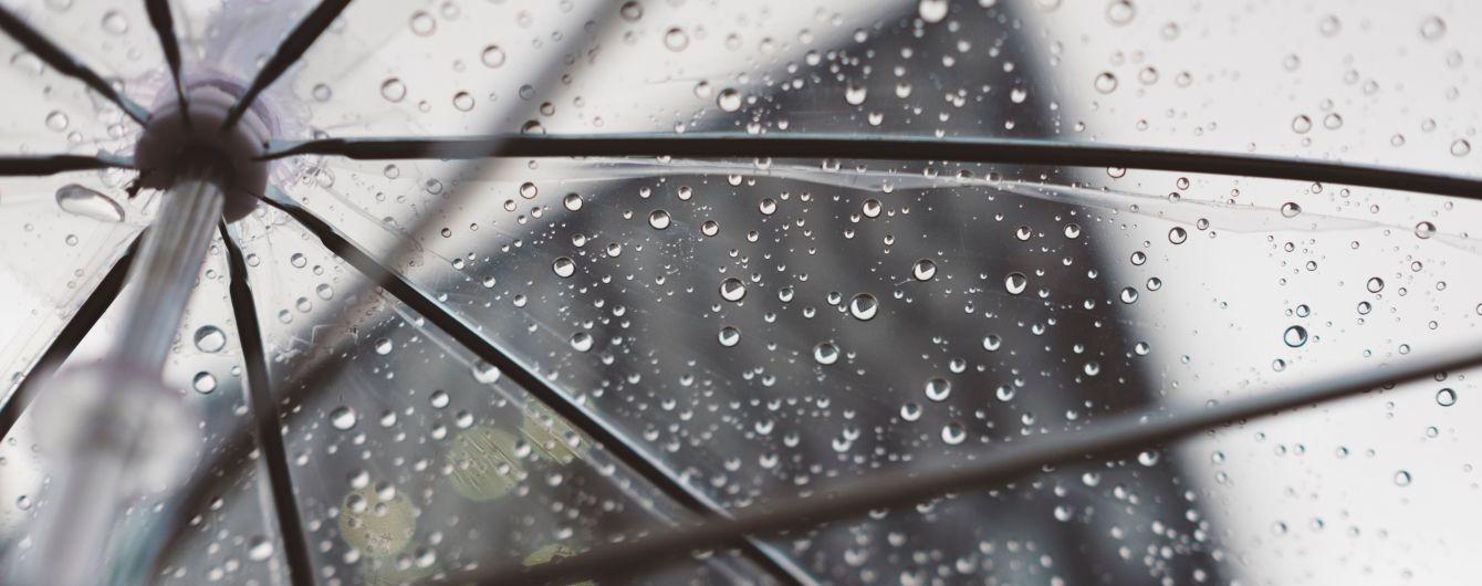 Прогноз погоды на выходные: кратковременные дожди, грозы и умеренное тепло