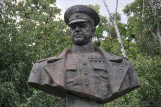 Институт нацпамяти просит полицию и ГПУ проверить памятник Жукову в Харькове