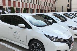 У столиці Румунії запрацював каршеринг з електрокарами