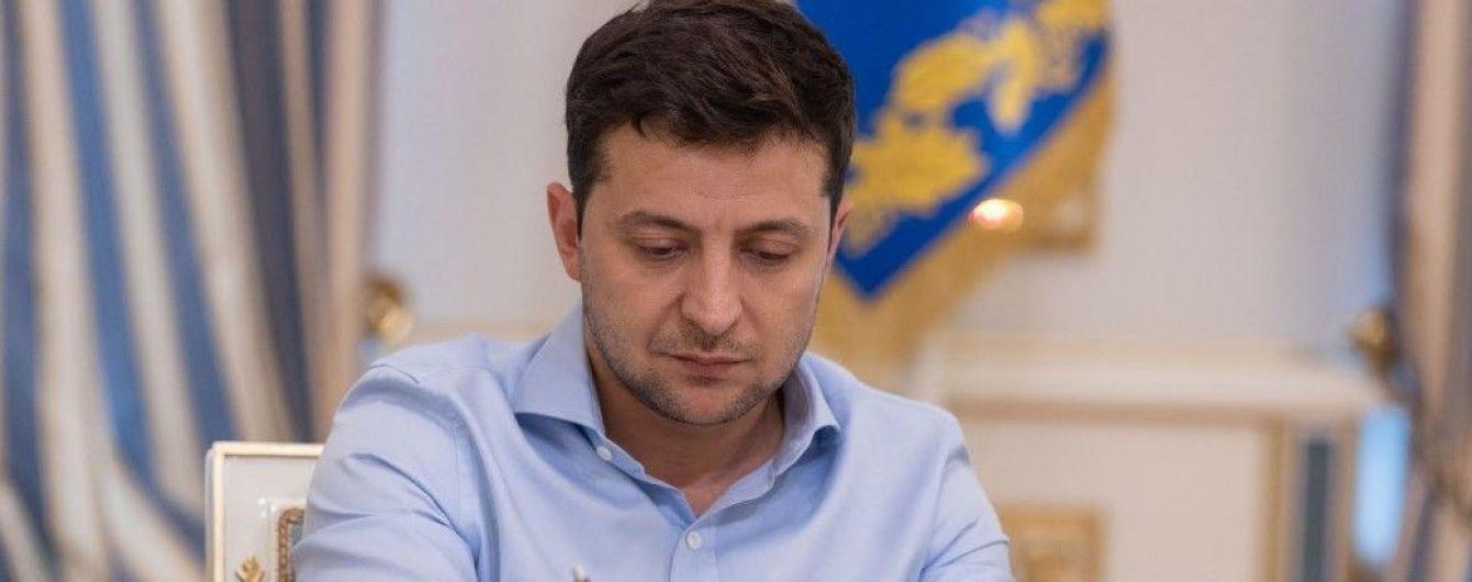 Зеленський підписав указ про ліквідацію наслідків негоди на Закарпатті