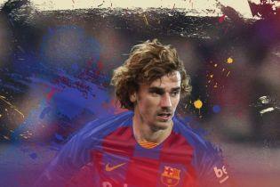 """""""Барселона"""" объявила о трансфере Гризманна и установила отступные в 800 миллионов"""