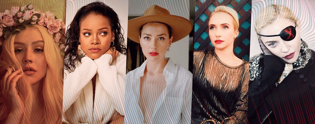 Панеттьєрі, Мадонна, Агілера: зірки, які стали жертвами домашнього насильства