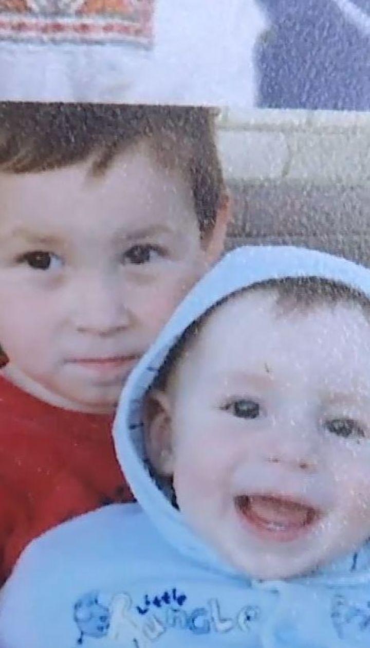 Жители Долины на Прикарпатье требуют честного расследования ДТП, в котором погибли 2 детей
