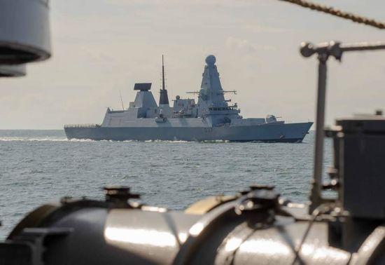 Британія відправить у Перську затоку військовий корабель