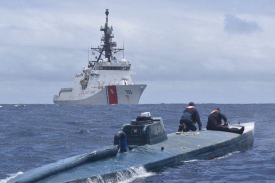Прикордонники США в океані вилучили в контрабандистів наркотиків на майже 570 мільйонів доларів