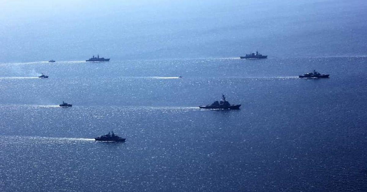@ Facebook/ВМС ВС Украины