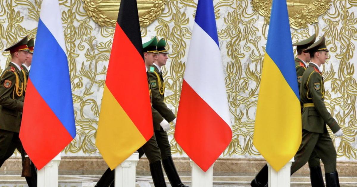 """Зустріч """"нормандської четвірки"""": про що домовилися радники лідерів України, Німеччини, Франції і Росії"""