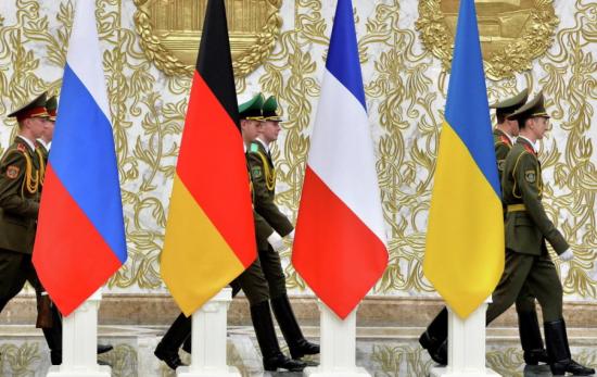"""Трамп вірить, що РФ та Україна можуть досягти """"великого успіху"""" на зустрічі """"нормандської четвірки"""""""
