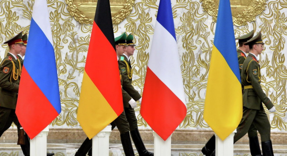 """Немецкий дипломат назвал вероятную дату переговоров в """"нормандском формате"""""""