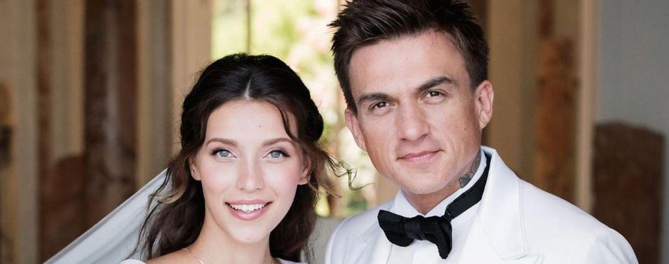 Регина Тодоренко поделилась трогательными видео с итальянской свадьбы
