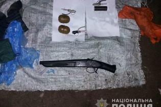 В Бердичеве на металлобазе нашли мешок с гранатами