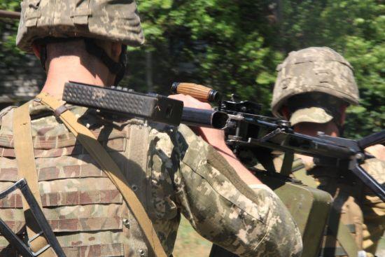 Доба в ООС: бойовики здійснюють обстріли з мінометів