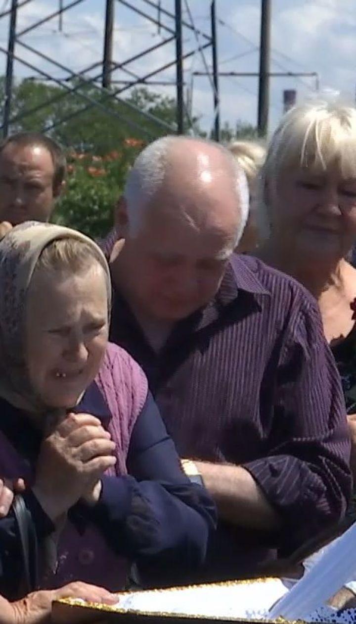 В последний путь провели народного Героя Украины Александра Колодяжного на Днепропетровщине