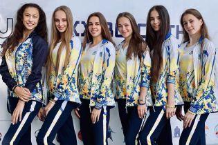"""Украинские """"грации"""" насобирали медалей на Универсиаде в Неаполе"""
