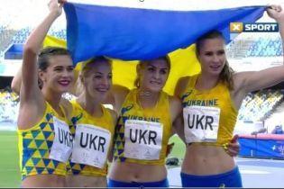 Украина получила уже два десятка медалей на международной Универсиаде