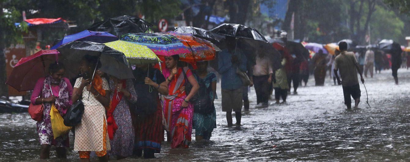 Из-за непогоды в Южной Азии погибли десятки людей