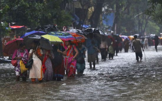 Масштабна повінь в Індії: жертв стає все більше