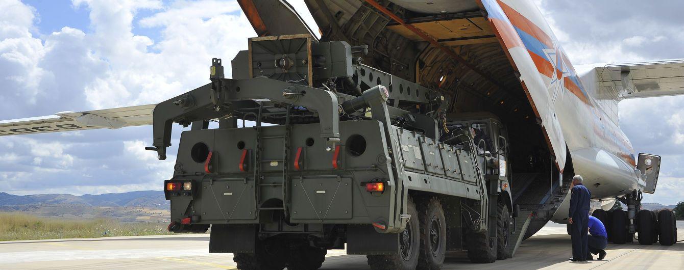 США разработали список санкций из-за приобретения Турцией российских ЗРК С-400 – Bloomberg
