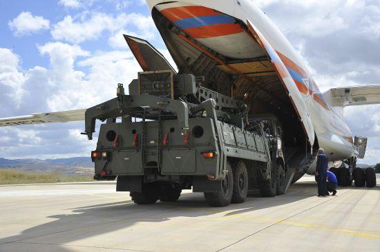 США розробили список санкцій через придбання Туреччиною російських ЗРК С-400 – Bloomberg