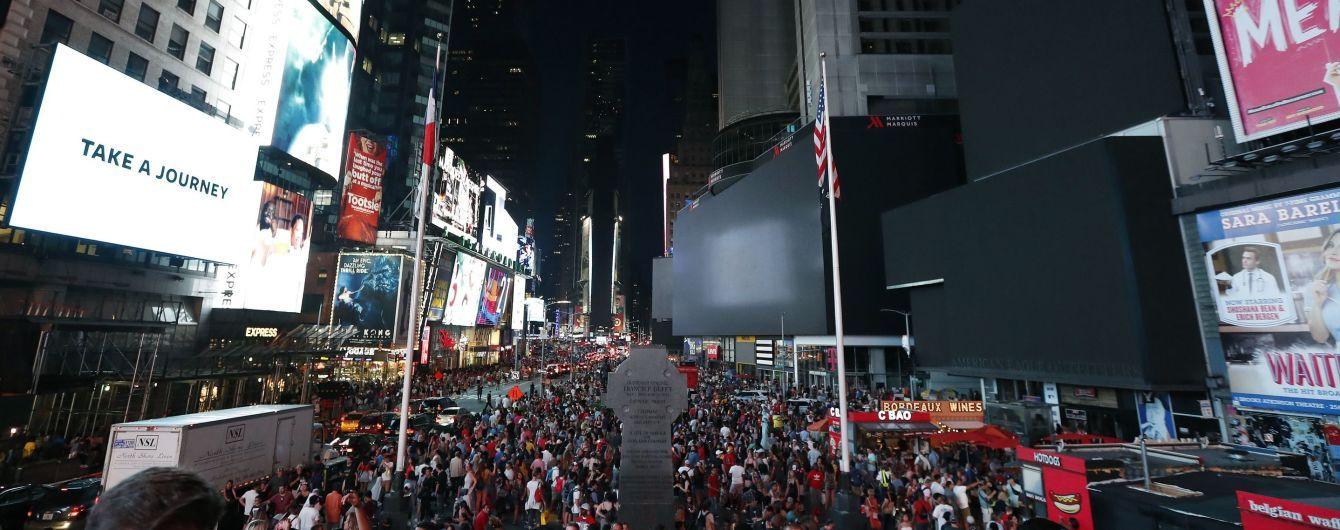Парализованное метро и десятки тысяч людей без света. В Нью-Йорке произошел масштабный блэкаут