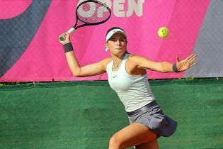 Украинская теннисистка в историческом для себя матче разгромила россиянку на турнире в Ташкенте