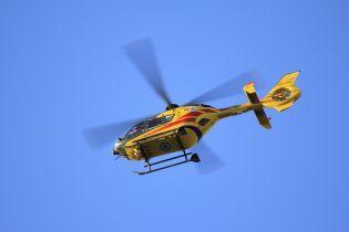 В Норвегии разбился вертолет с 6 людьми на борту