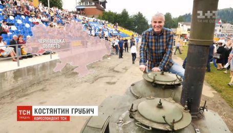 """""""Полевая кухня"""" отправилась на Буковину, чтобы помочь в восстановлении перехода на границе с Румынией"""