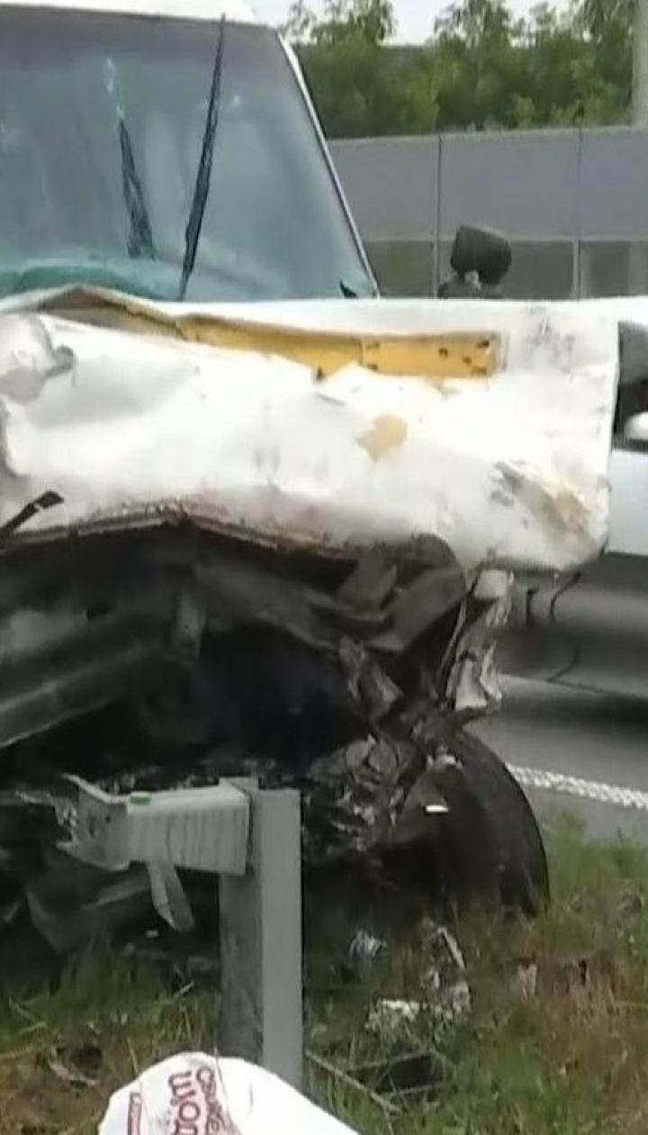 Масштабна аварія сталася на Житомирській трасі: троє людей загинули