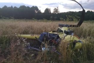 У Підмосков'ї розбився пілот, який вчив Путіна керувати дельтальотом