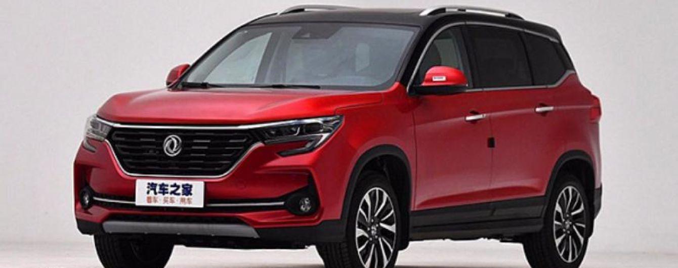 У Renault Koleos появилась китайская версия за $11 тысяч