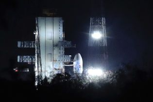 За годину до запуску: в Індії призупинили відправлення місії на Місяць