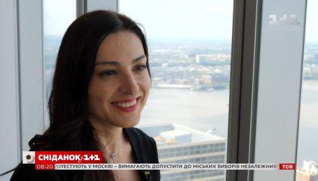 Из села на Полтавщине до самого высокого небоскреба Нью-Йорка - история украинки Елены