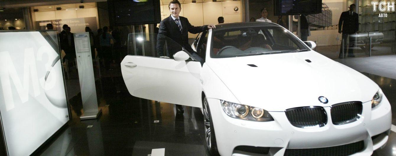 BMW відкликає величезну партію машин через дефект проводки