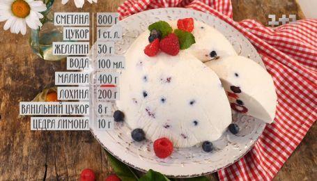 Ягідний торт без випічки - рецепти Сенічкіна