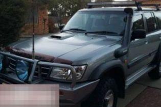 Воровали бензин и убегали от полиции. Дети на внедорожнике проехали 900 км по Австралии